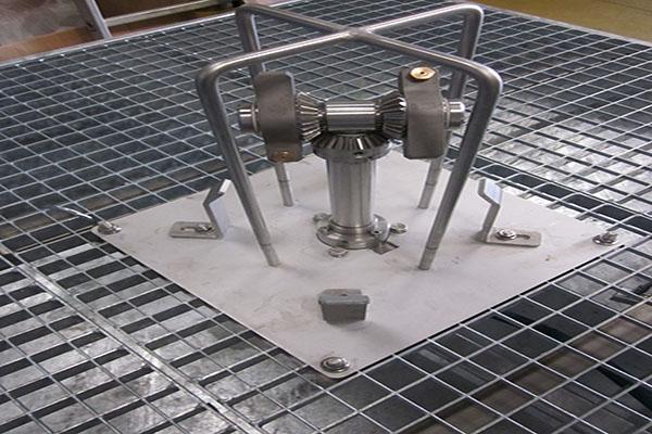 Tête de lavage rotative pour lavage de conteneur