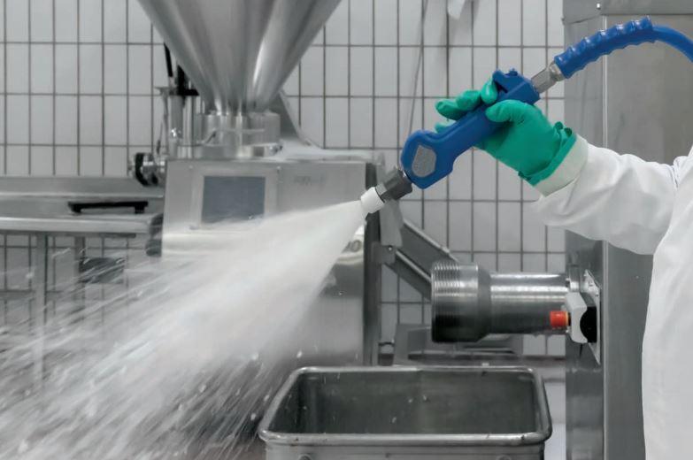 Lavage de laboratoire agroalimentaire